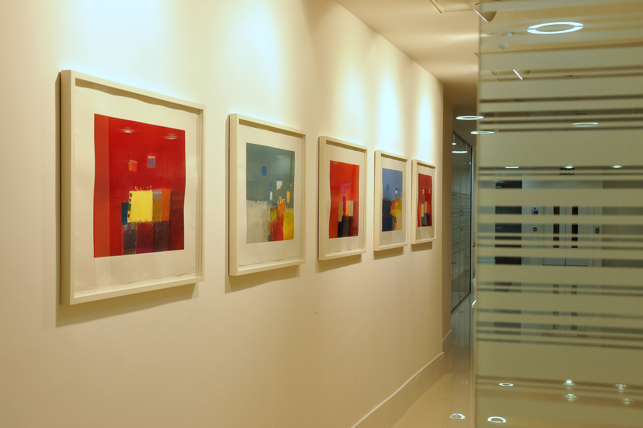 Aegis Insurance - Corporate Art Collection by Workplace Art