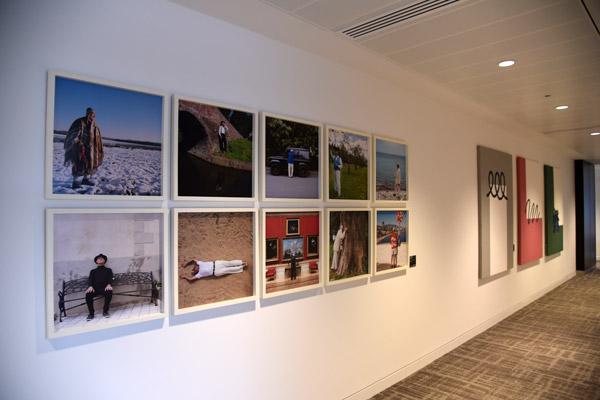 Travers Smith LLP Art Programme 2015