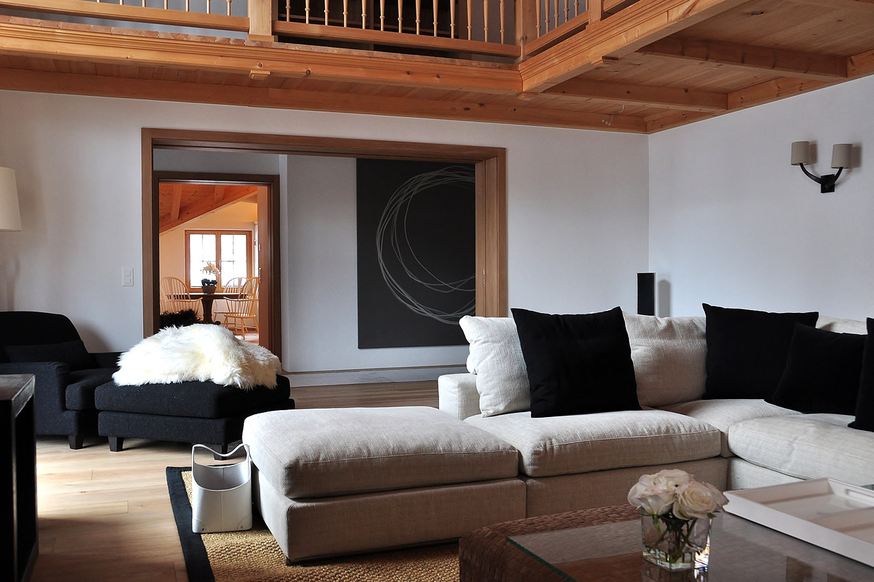 Ski Chalet, Kloisters - Residential Art Collection by Workplace Art