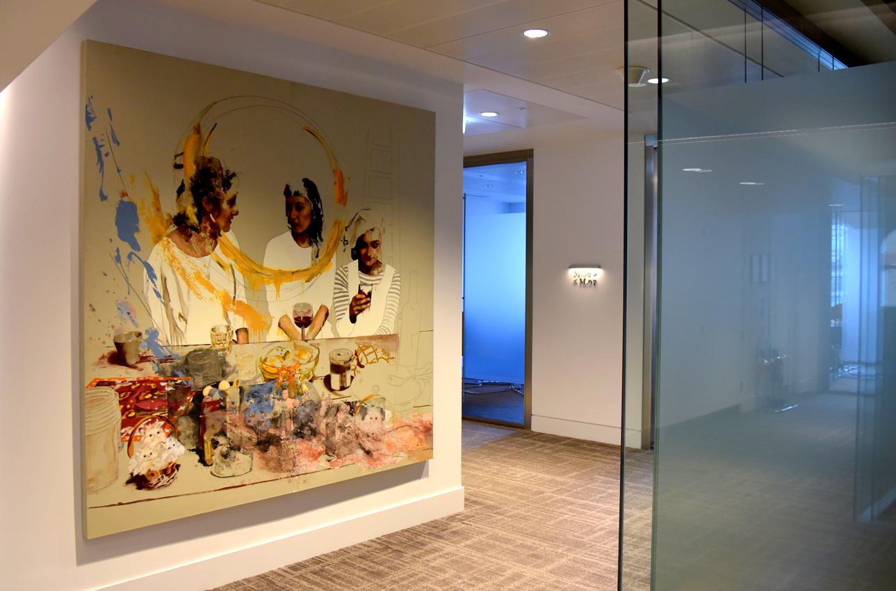 Travers Smith LLP Art Programme 2017