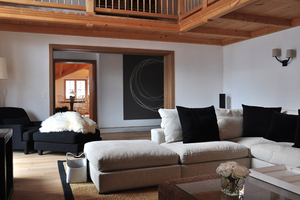 Ski Chalet Kloisters - Residential Art Collection by Workplace Art