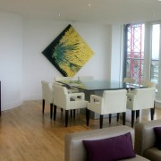 Imperial Wharf Penthouse, London - Residential Art Collection by Workplace Art