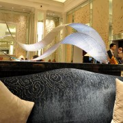 Langham Hotel, London (continued)