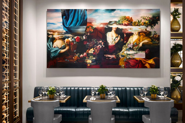 Pavilion Restaurant, London