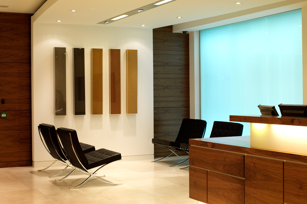 Private Equity Client, London - Corporate Art Collection by Workplace Art