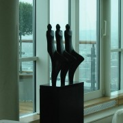 St George Wharf Penthouse, London - Residential Art Collection by Workplace Art